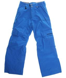 686 Authentic Ridge Insulated Snowboard Pants Blue