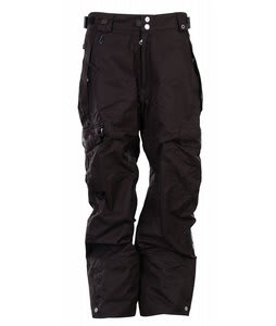 686 Smarty Complete 25 Ply Snowboard Pants Black Mens