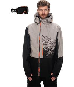 686 Smith Squad Snowboard Jacket