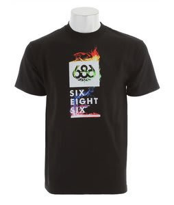 686 Smoke Stack T-Shirt