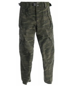 686 Smarty Cargo Snowboard Pants Avocado Camo Kids
