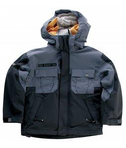 686 Smarty Soldier Snowboard Jacket Black Kids