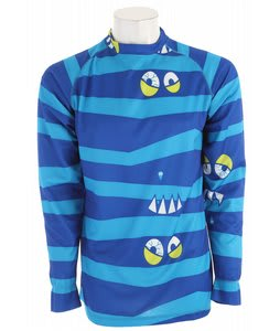 686 Snaggletooth Baselayer Top Royal