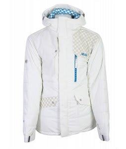 686 Time New Balance 575 Jacket White Mens
