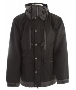 686 Times Dickies Industrial Snowboard Jacket Black
