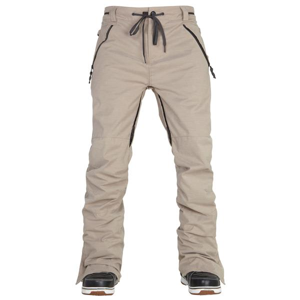 686 Triple Black Snowboard Pants