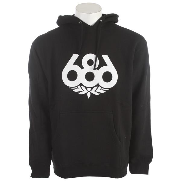 686 Wreath Pull Over Hoodie