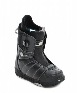 Burton Mint Snowboard Boots Black/White