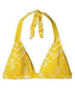 Patagonia Print Boucau Halter Bikini Tops