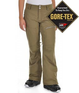 Burton Defiance Gore-Tex Snowboard Pants Capers