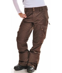 Burton Lucky Snowboard Pants Mocha