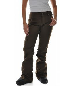 Burton Twc Flared Snowboard Pants Mocha