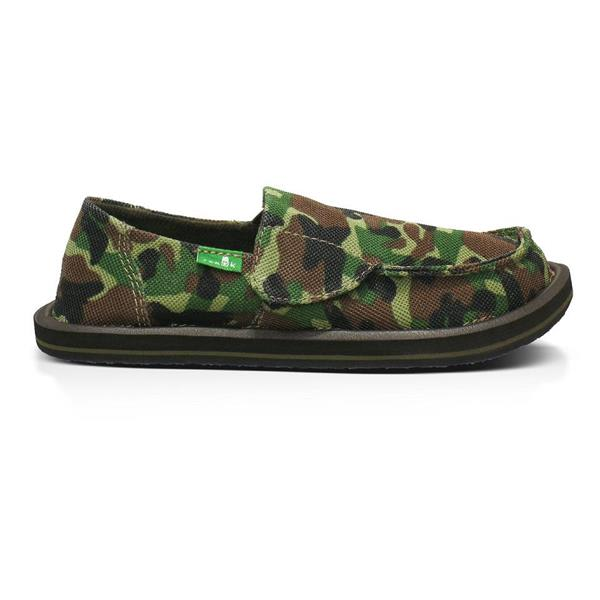 Sanuk Army Brat Toddlers Shoes