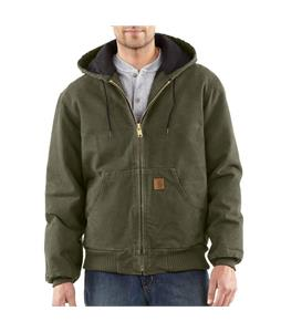 Carhartt Sandstone Active - Quilted Flannel Lined Jacket