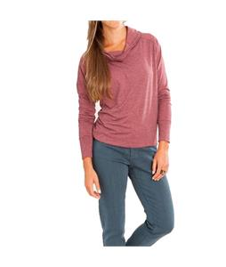 Carve Designs Cedars Cowl Neck Shirt