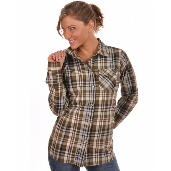 Burton Player Flannel First Layer Top