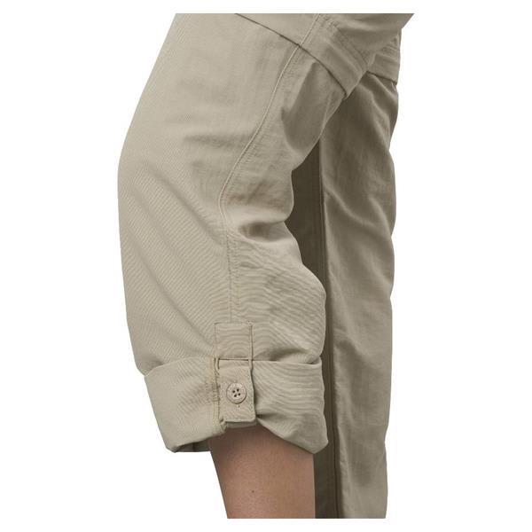 Beautiful The North Face Womens Nylon Convertible Hiking Khaki Cargo Pants Size