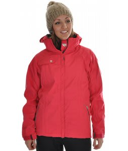 686 Smarty Atrium Snowboard Jacket Raspberry