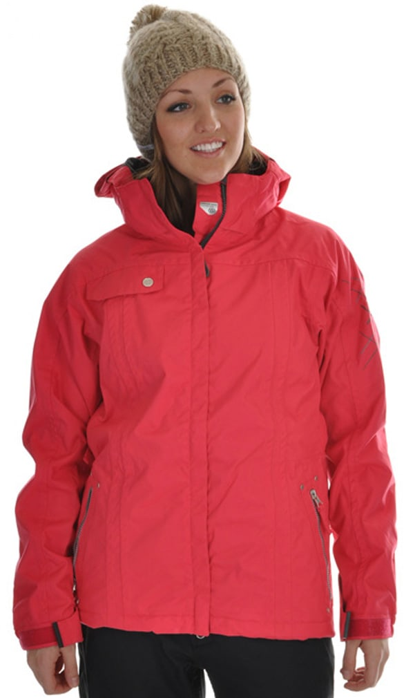 686 Smarty Atrium Snowboard Jacket Raspberry - Women's