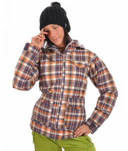 Foursquare Beth Snowboard Jacket Lumberjill