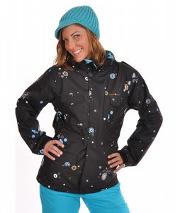 Special Blend Proper Snowboard Jacket Blackout Popakami