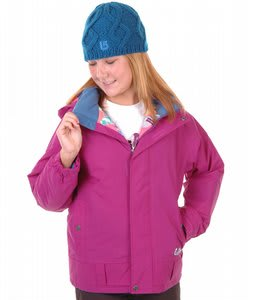 Burton Reflex Snowboard Jacket Grape