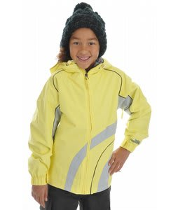 Burton System Snowboard Jacket True Citron