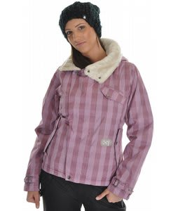 Burton Ipod Dutchess Snowboard Jacket Lust Gingham