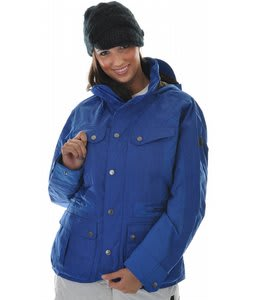Burton B By Burton Windsor Snowboard Jacket Olympian Blue