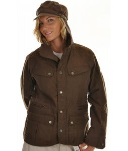 Burton B By Burton Windsor Snowboard Jacket Roasted Brown