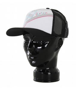 Burton Kiss My B Trucker Hat True Black