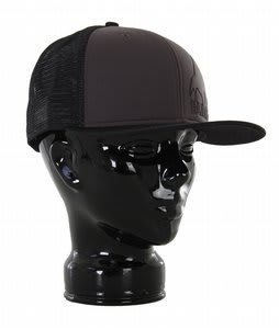 Burton Paranoya New Era Hat True Black