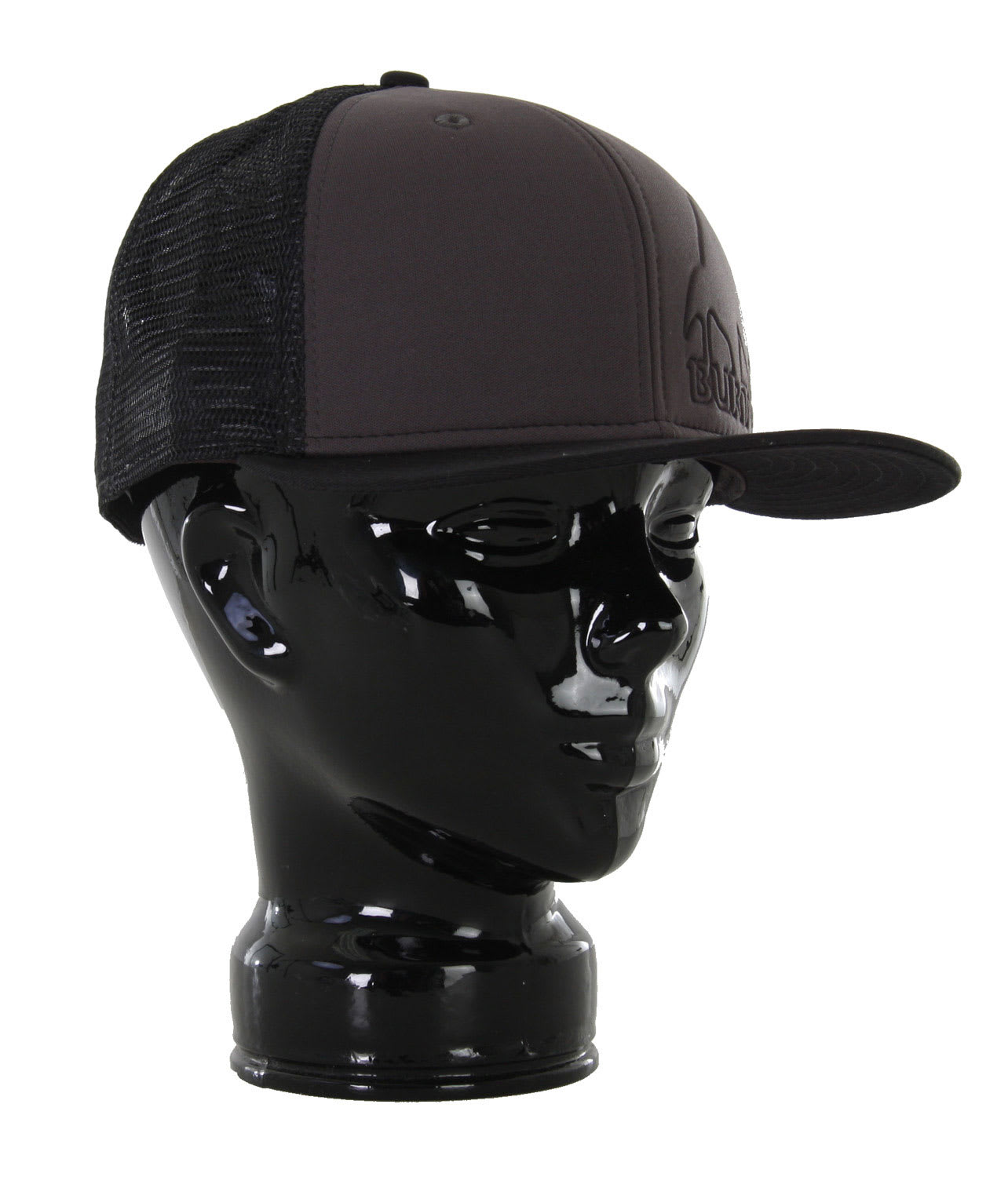 Shop for Burton Paranoya New Era Hat True Black - Men's