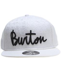Burton Stitch B-Fit Hat Bright White