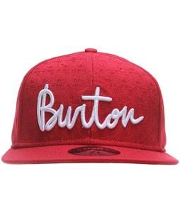 Burton Stitch B-Fit Hat Redical
