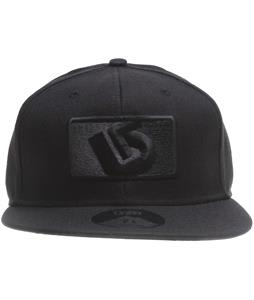 Burton Swing B-Fit Hat True Black