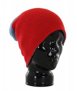 Burton TWC Factory Beanie Red