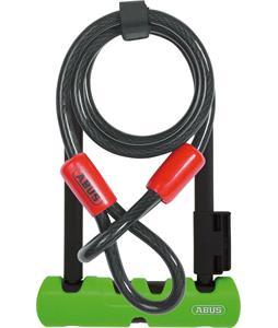 Abus Ultra 410 Plus Cobra Cable Keyed U-Lock