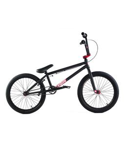 Academy Aspire BMX Bike Matte Black/Purple 20in