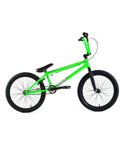 Academy Aspire BMX Bike Neon Green/Black 20in