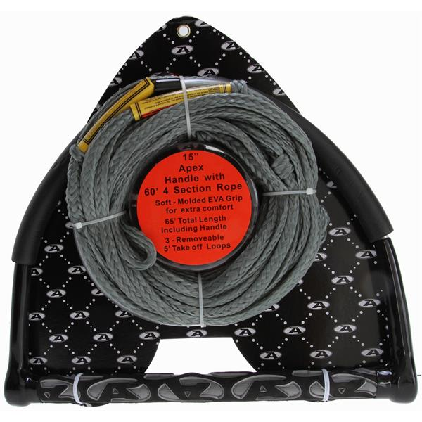 Accurate Apex Pe Rope/Handle Package Assorted