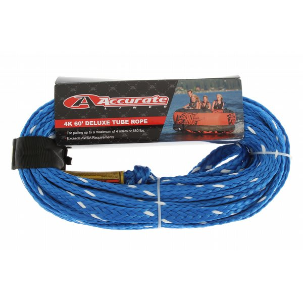 Accurate 4K Tube Rope 60 Blue