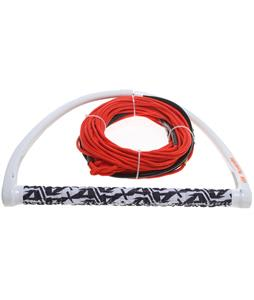 Accurate Chamois Handle w/ Fuse Mainline Wakeboard Rope Combo