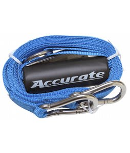 Accurate Nylon Webbing Boat Tow Harness Blue