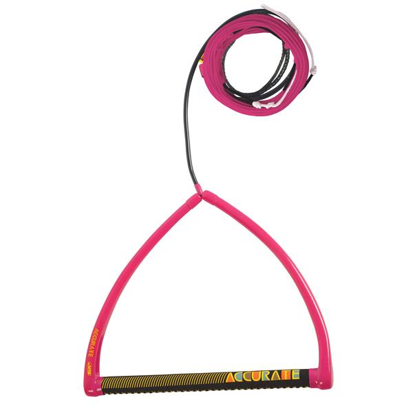 Accurate Vivid Chamois w/ Vivid 70ft Rope and Handle Combo 70ft