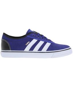 Adidas Adi-Ease Fairfax Skate Shoes Prime Ink Blue/Running White/Black