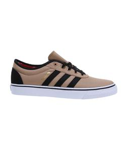 Adidas Adi-Ease Gonz Skate Shoes Craft Canvas/Black/University Red