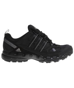 Adidas Ax 1 Leather Hiking Shoes Black/Sharp Grey