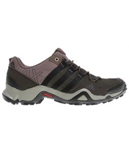 Adidas Ax 2 Hiking Shoes Grey Blend/Black/Tech Beige