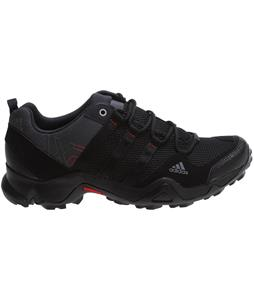 Adidas AX2 Hiking Shoes Dark Grey/Black/Scarlet